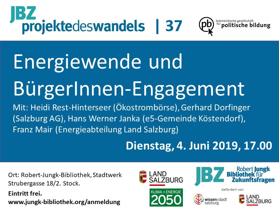 Energiewende und BürgerInnen-Engagement 3