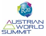 Breakoutsessions zum Thema Klimaschutz im Rahmen des R20 AUSTRIAN WORLD SUMMIT 319