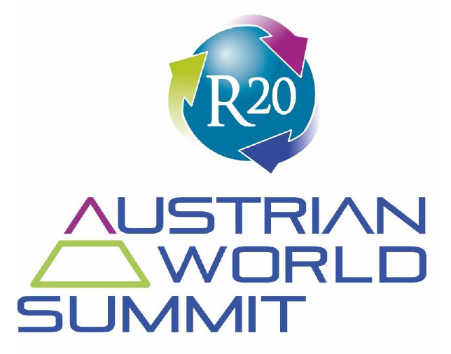 Breakoutsessions zum Thema Klimaschutz im Rahmen des R20 AUSTRIAN WORLD SUMMIT 2