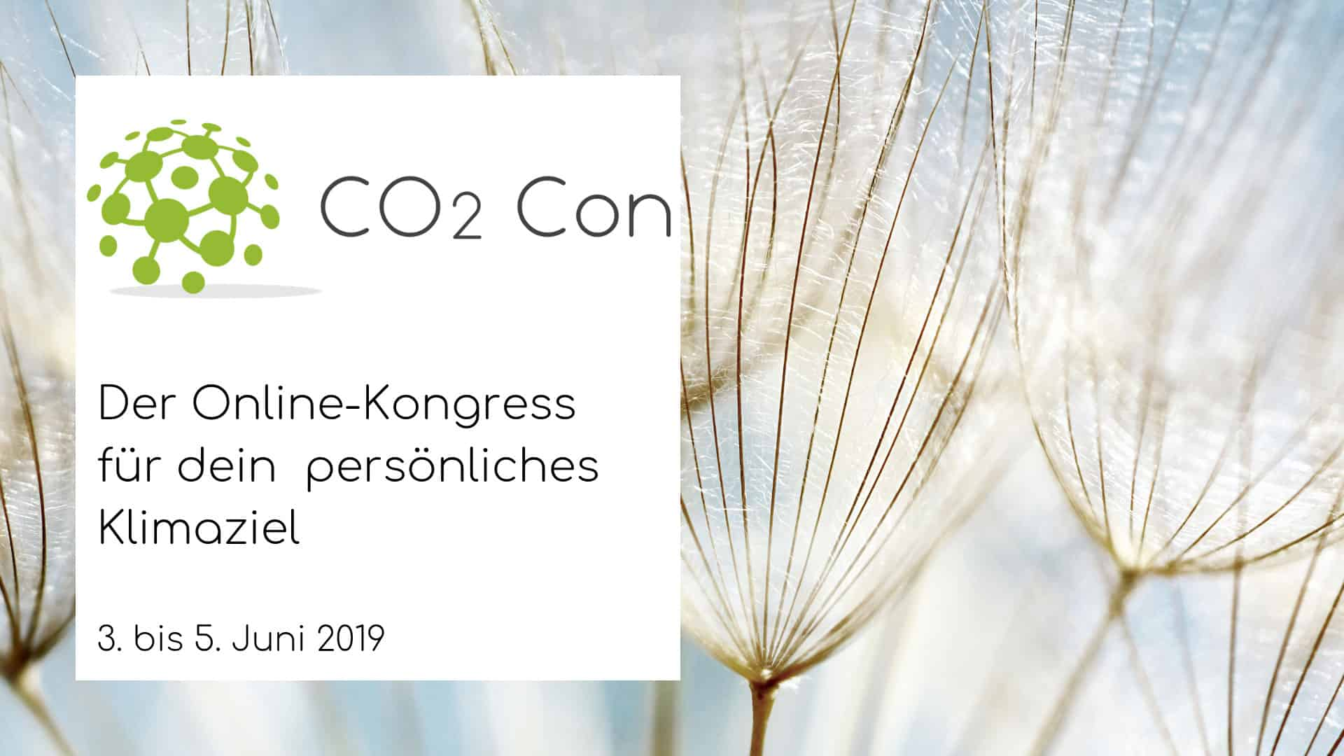CO2 Con Klima-Onlinekongress