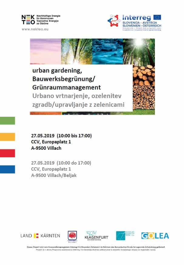 urban gardening, Bauwerksbegrünung/Grünraummanagement 3