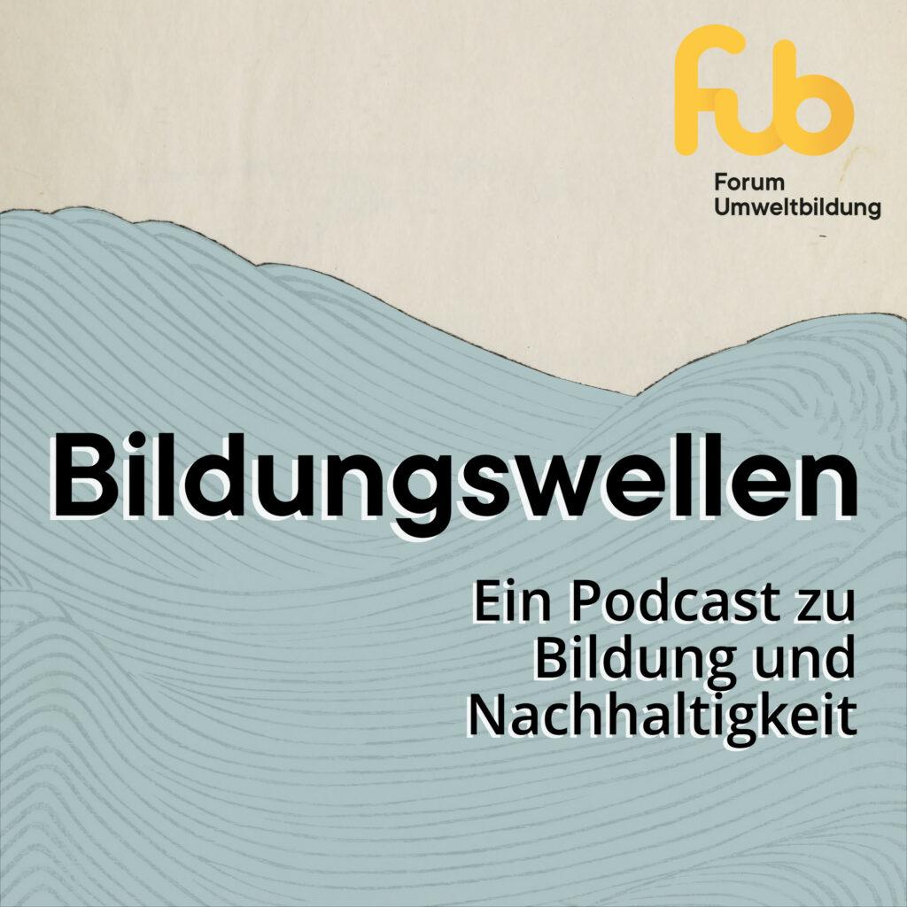 Logo des Bildungswellen Podcasts