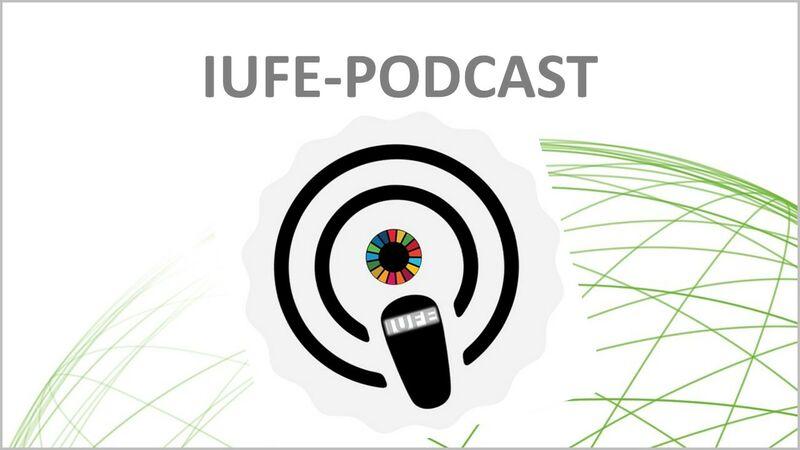Logo des IUFE Podcasts
